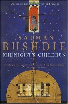 """India, the new myth--a collective fiction in which anything was possible, a fable rivalled only by the two other mighty fantasies: money and God.""  Midnight's Children - Salman Rushdie (1980)"
