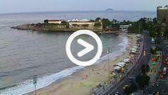 Praia do Leblon AO VIVO - Marina Palace, Rio de Janeiro