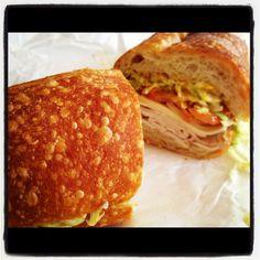 Bay Cities Italian Deli -- the best Italian deli sandwich in Los Angeles... http://www.dotchew.com/eat-out/bay-cities-italian-deli/