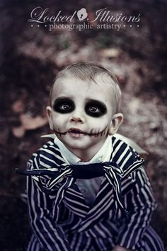 Baby + Jack Skellington outfit = Christmas miracle | Offbeat Families