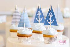 Nautical Birthday Party Ideas   Photo 4 of 25