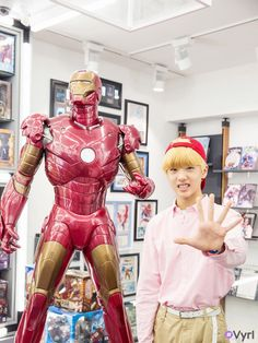 Jisung looks like a 5 year old boy who finally got to go to a toy store with the stuff he likes