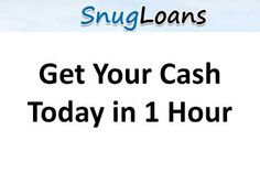 Cash advance loans in one hour picture 3