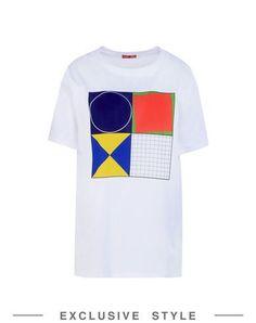 393d539fde5 Arthur Arbesser X Yoox T Shirts For Women