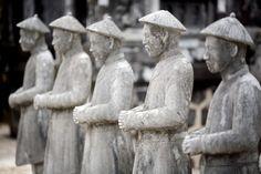 historische Reise durch Vietnam