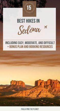 Sedona hikes 2