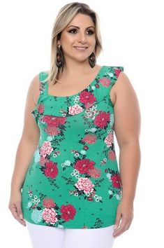 Plus Size Black Dres - January 25 2019 at Plus Size Women's Tops, Plus Size Shorts, Plus Size Blouses, Plus Size Dresses, Plus Size Outfits, Curvy Girl Fashion, Plus Size Fashion, Plus Size Summer Outfit, Modelos Plus Size