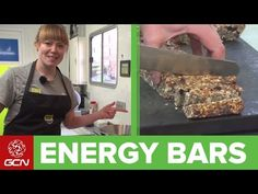 How To Make Your Own Healthy Energy Bars - Videos - How to - The Cycling Bug