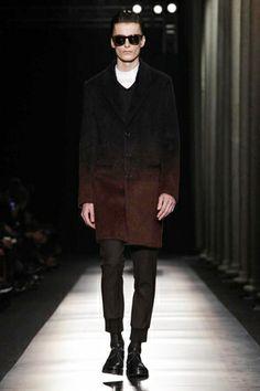 Neil Barrett Menswear Fall Winter 2014 Milan - NOWFASHION