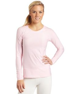 Snow Angel Women's Ecoz U-Crew Neck Athletic « Clothing Impulse