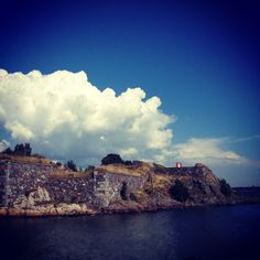 Suomenlinna Grand Canyon, In This Moment, River, Nature, Summer, Outdoor, Outdoors, Naturaleza, Summer Time