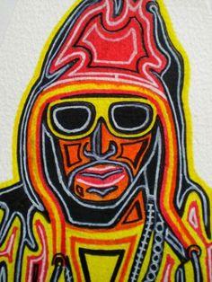 Hoodie Graffiti, Street Art, Hoodie, Abstract, Illustration, Kids, Summary, Young Children, Boys