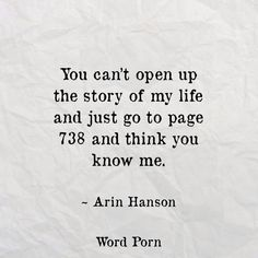 . #story #page #life