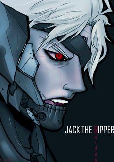 JACK THE RIPPER by athenabeta.deviantart.com on @deviantART