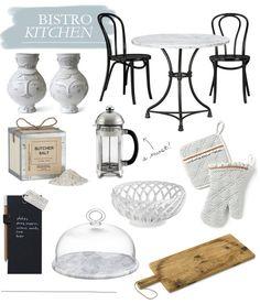 DETAILS // BISTRO KITCHEN french. bistro. kitchen. decor.