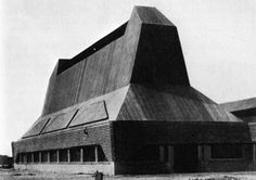 A LIST OF ANALOGIES — Erich Mendelsohn, Factory, Luckenwalde, Germany,...