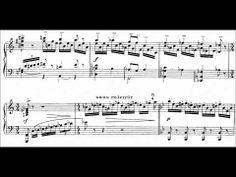 "Poulenc's ""Presto"" (audio + sheet music) - YouTube"