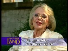 Hildegard Knef - Für mich soll's rote Rosen regnen 1997