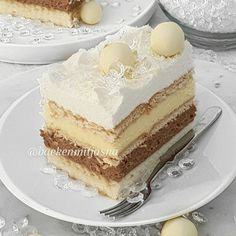 Easy Cookie Recipes, Sweet Recipes, Baking Recipes, Cake Recipes, Dessert Recipes, Canned Pumpkin Pie Filling, Torta Recipe, Kolaci I Torte, Torte Cake