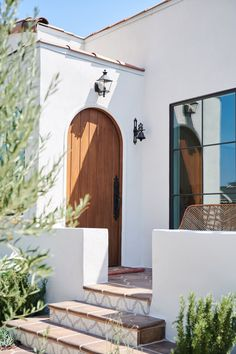 A Spanish colonial house with contemporary European details - a . - A Spanish Colonial House With Contemporary European Details – A Spanish Colonial House With Conte -