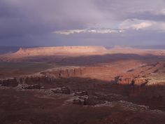 Canyonlands National Park, Utah: Island in the Sky district
