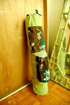 yoga mat bag with pockets - PURSES, BAGS, WALLETS - DIY, tutorials, sewing, cooking, paper crafts, needlework, knitting, crochet, swaps and so much more on Craftster.org