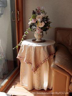 2013年3月30日***「Chez Mimosa シェ ミモザ」 ~Tassel&Fringe&Soft furnishingのある暮らし~ フランスやイタリアのタッセル・フリンジ・ファブリック・小家具などのソフトファニッシングで、暮らしを彩りましょう。 http://passamaneriavermeer.blog80.fc2.com/