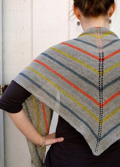 West River Drive Shawl
