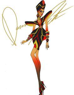 Disney villains,Jafar by Daren J - Aladdin Artwork