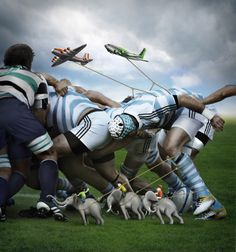 Medicus - Mundial de Rugby Nueva Zelanda 2011