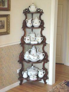 Tea Leaf Display