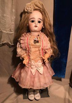 Poupée Ancienne François Gaultier FG Automate 60 cm doll automate   Jouets et jeux, Poupées, vêtements, access., Poupées anciennes   eBay!