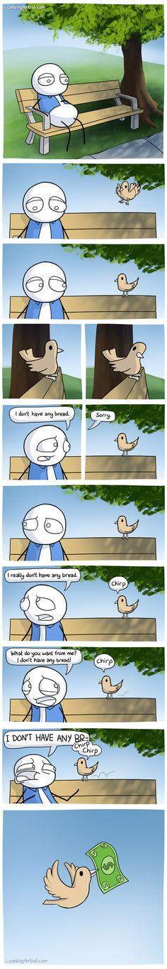 No Bread | Loading Artist