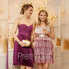 Strapless Dress Formal, Formal Dresses, Summer Events, Bridesmaid Dresses, Wedding Dresses, Pretty Girls, Spring, Casual, Fashion