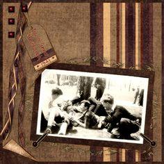 Boys of Summer - 1941 - Scrapjazz.com