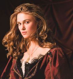 Keira Knightley - Elisabeth Swann, Pirates of the Caribbean Elizabeth Swann, Keira Knightley Pirates, Keira Christina Knightley, Captain Jack Sparrow, Pretty People, Beautiful People, Hector Barbossa, Pirates Of The Caribbean, Amanda Seyfried
