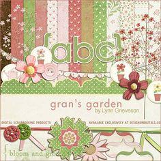 Gran's Garden Kit