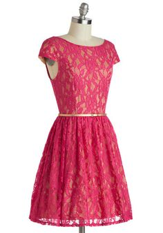 Surprise to the Occasion Dress, #ModCloth $73