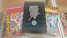 MADMAN COMICS - NM -  Signed by Mike & Laura Allred HC Artist Proof Edition!   https://www.ebay.com/itm/MADMAN-COMICS-NM-Signed-Mike-Laura-Allred-HC-Artist-Proof-Edition-/292378287447?roken=cUgayN&soutkn=YrME8d
