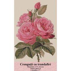 Goblen set de vanzare Crenguta cu trandafiri http://set-goblen.ro/flori/3455-crenguta-cu-trandafiri.html