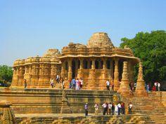 Sun Temple , Modhera , Gujarat