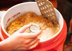 Advanced Mash Techniques: How To Do a Protein Rest | E. C. Kraus Homebrewing Blog