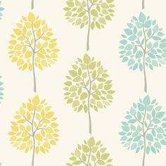"Laura Ashley Bernwood//Austen Blue Fabric Cushion Cover 16/"""