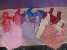 Our camis have a CULT following! We have nearly every color you can imagine, too....1 size fits all!