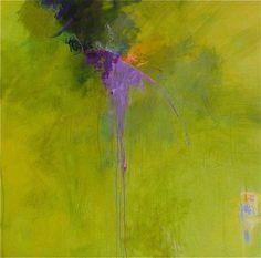 "artandloves:  ""Shades of Venice"", 36 x 36"", mm/c"