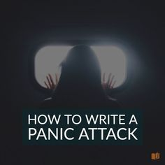 Discover how to write a panic attack in this blog post. I don't need this but it might help others.