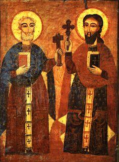 sacre arte st's peter and paul   Peter and Paul dans IMMAGINI (DI SAN PAOLO, DEI VIAGGI, ALTRE SUL TEMA ...