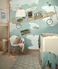 Olá, moms! No post de hoje, trouxe várias ideias para decorar as paredes do quarto de bebê e das crianças! Quando vamos mobiliar e decorar o ambiente compramos camas, berços, quadrinhos, cortinas, objetos pequenos de decoração, mas ignoramos um...