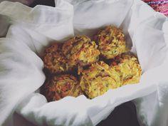 BLW recipe Quinoa Veggie Biscuts