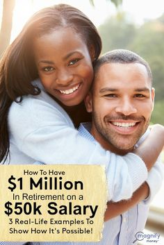 You can built a million dollars in retirement and you don't have to make a lot of money or start saving a ton right away! Best Money Saving Tips, Ways To Save Money, Money Tips, Saving Money, Financial Peace, Financial Tips, Best Way To Invest, Investing For Retirement, Show Me The Money